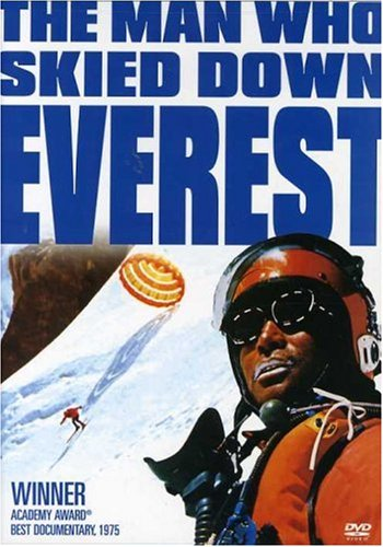 The Man Who Skied Down Everest dvd